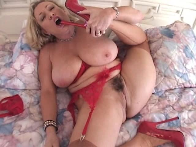 Amateur big boobed french milf fucked hard by a john doe - 1 part 6