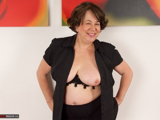 AuntieTrisha - Black Blouse