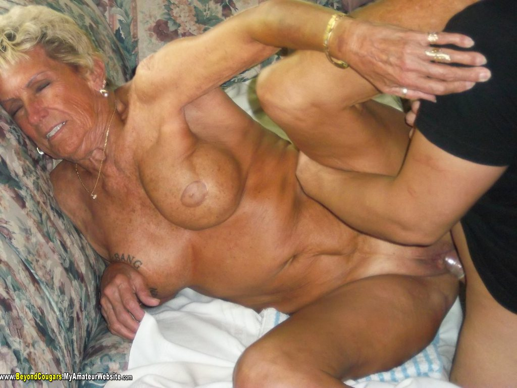 really old naked grandmas