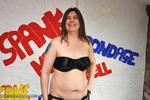 BritsLadies - Housewfie does striptease