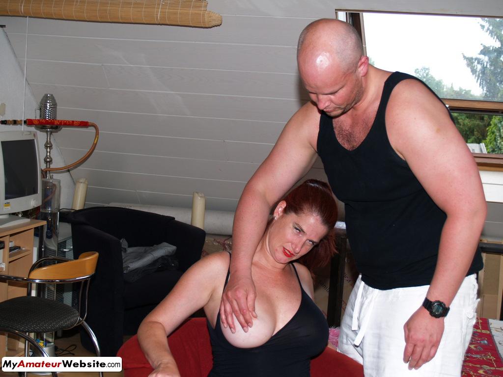 CindyUK - Horny Slut Fucked By Her Boss
