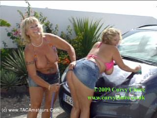 Girly Car Wash