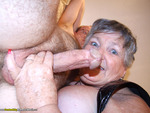 GrandmaLibby - PVC Fuck