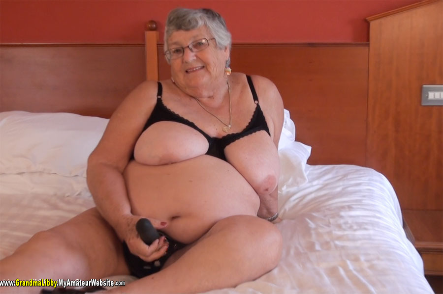 strapon grannies