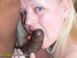 Black Cock Slut Pt1