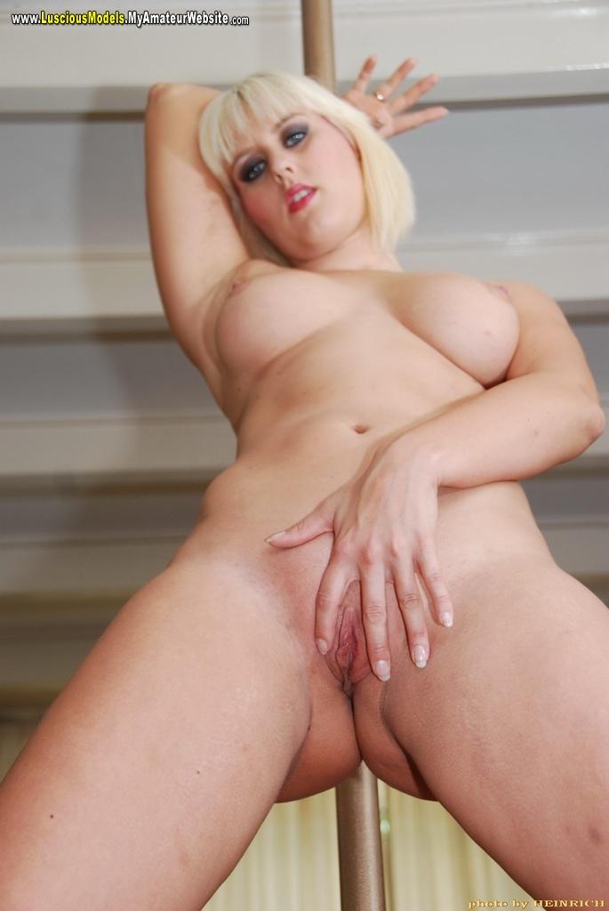 LusciousModels - Brittany blonde stripper 11