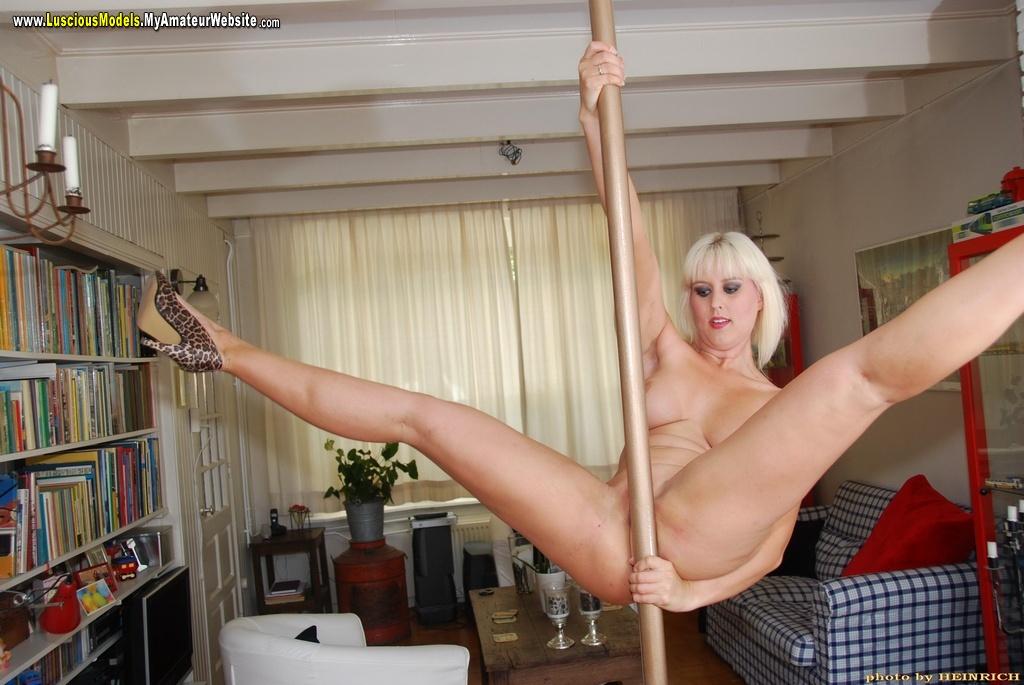 LusciousModels - Brittany blonde stripper 12