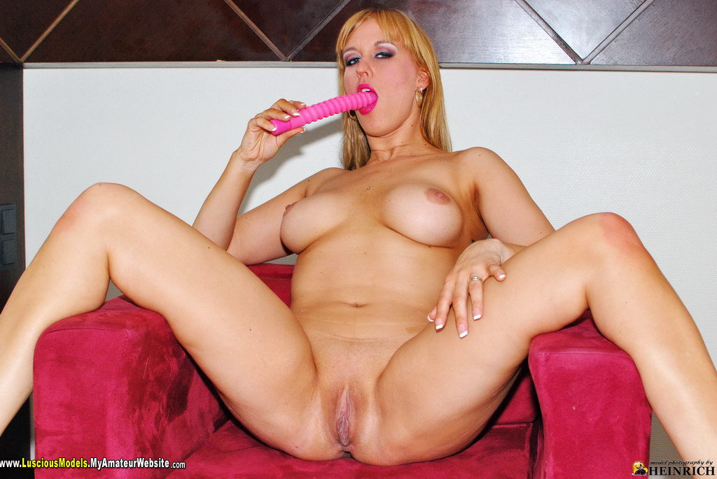 LusciousModels - Brittany blonde stripper 76