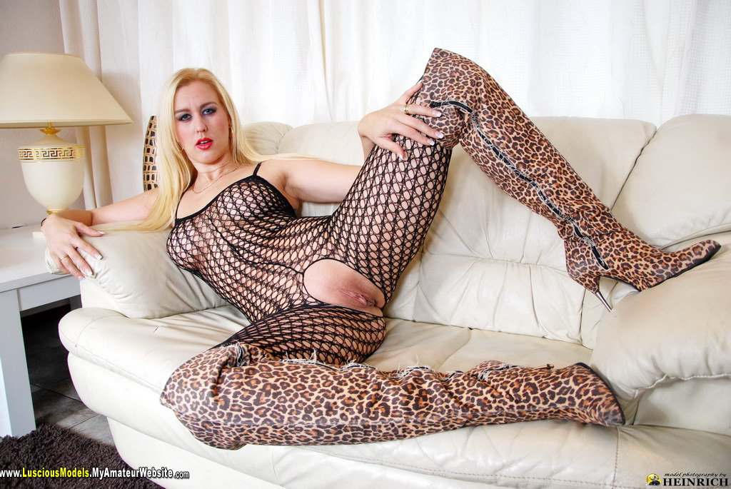 LusciousModels - Brittany blonde stripper 91