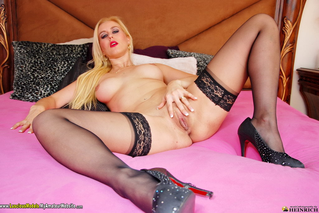 LusciousModels - Brittany blonde stripper 42