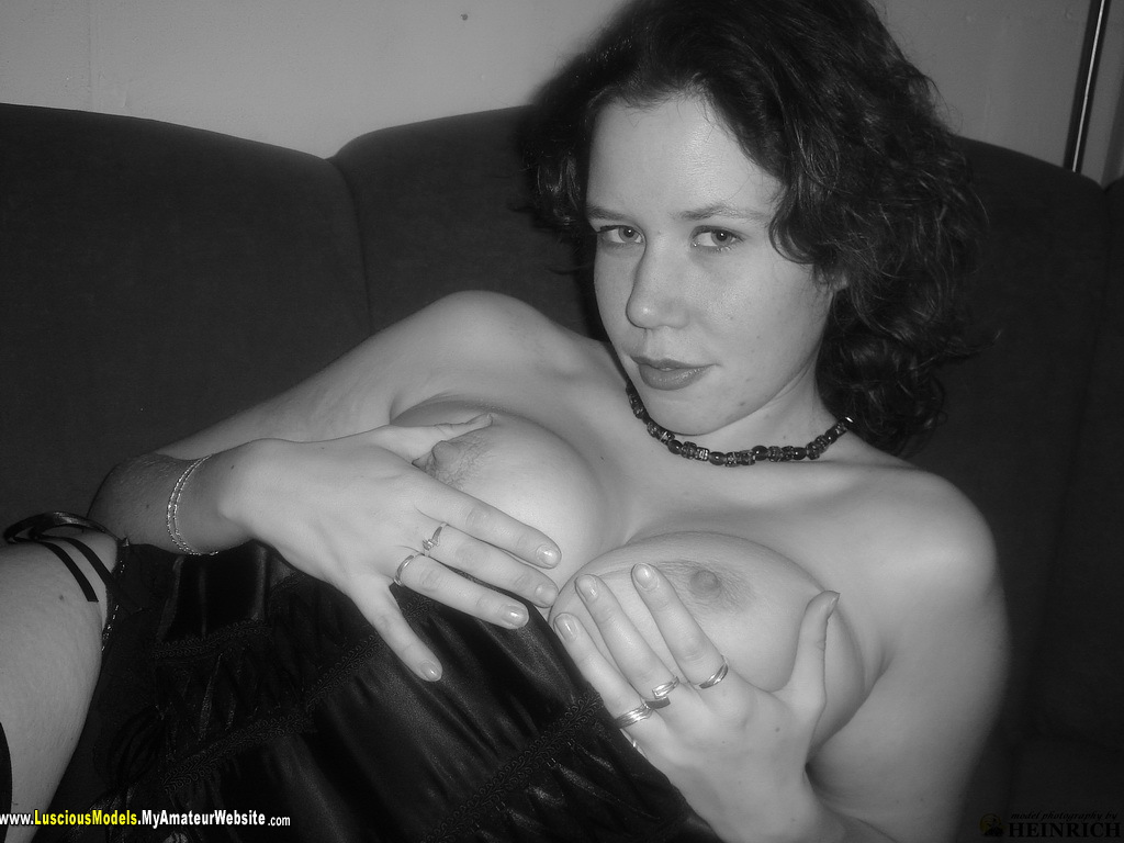 LusciousModels - Jessica big tits redhead 62
