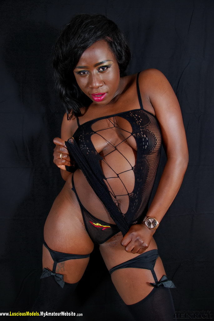 LusciousModels - Ebony Petals dark beauty 11