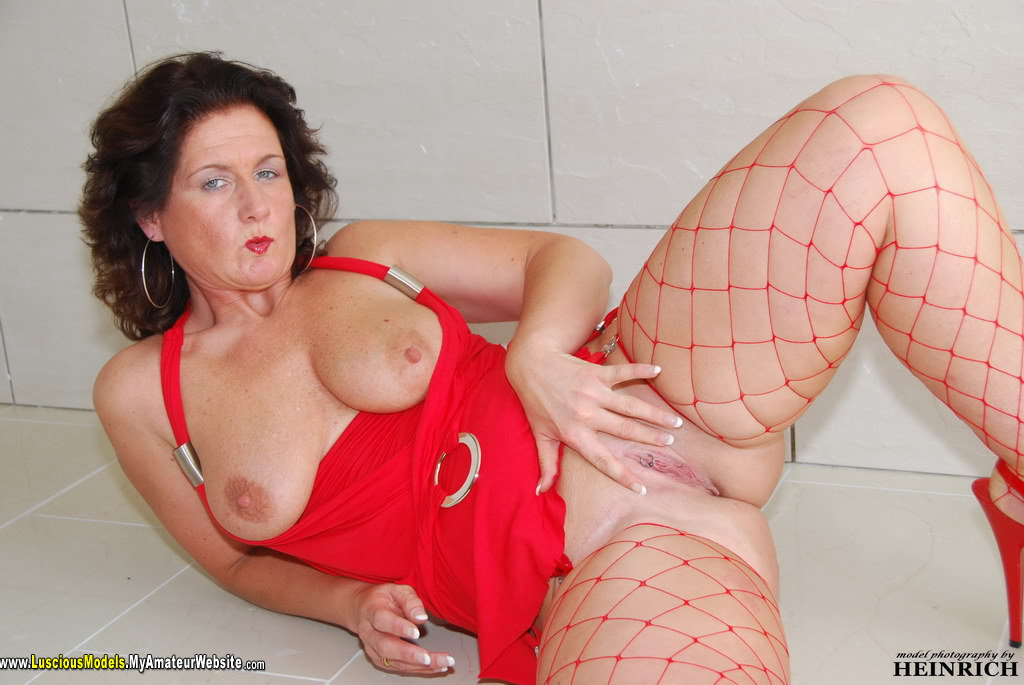 LusciousModels - Manuela mature slut 21