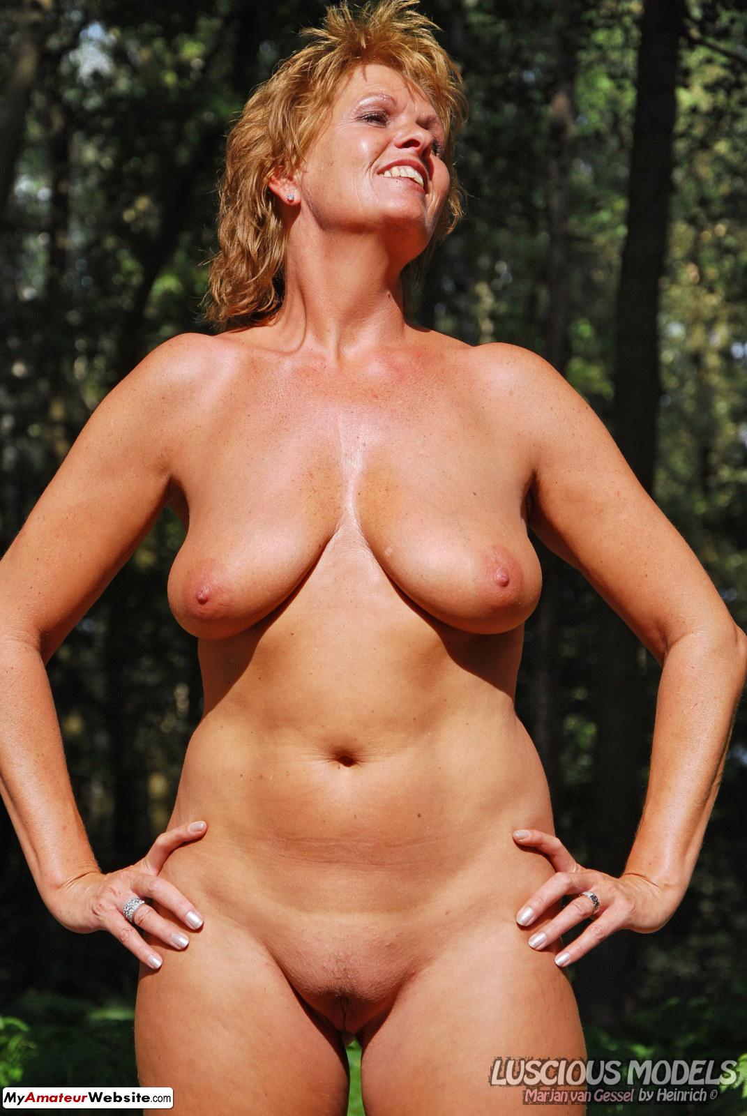 LusciousModels - Mature Lady M erotic milf model 38