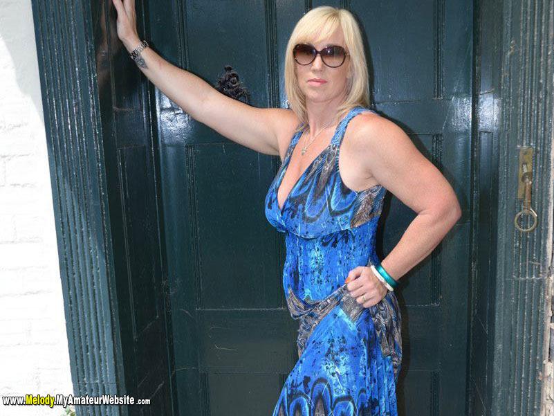 Melody - Blue Dress Pt1