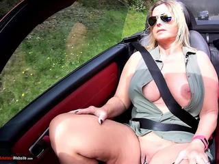 NudeChrissy - Cabrio Tour