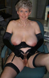 NurseCandy - Nurse Candy is a 50 something MILF with fantastic 38DD tits you will want to get your hands on. She gives a special nursing service to her horny members.