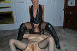 SlaveAngie - Queening Chair