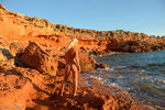 Terry - Formentera Day 6 Cliffs (part