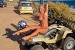 Terry - Formentera Day 7 Quad Ride (p