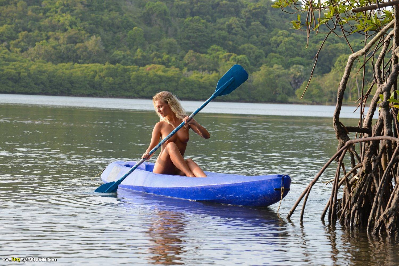 Terry - Thailand  Kayak