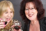 TrishasDiary - A Glass of Wine