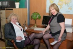 TrishasDiary - In The Office