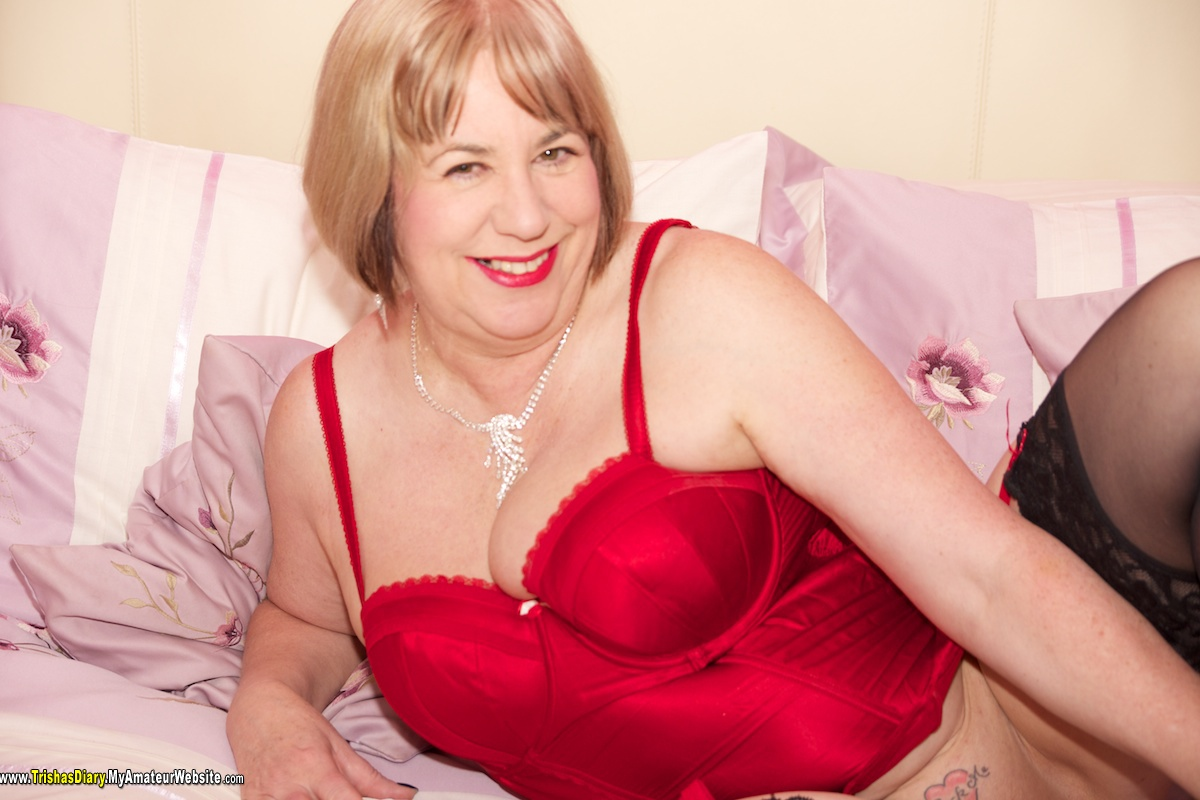 TrishasDiary - Red Basque