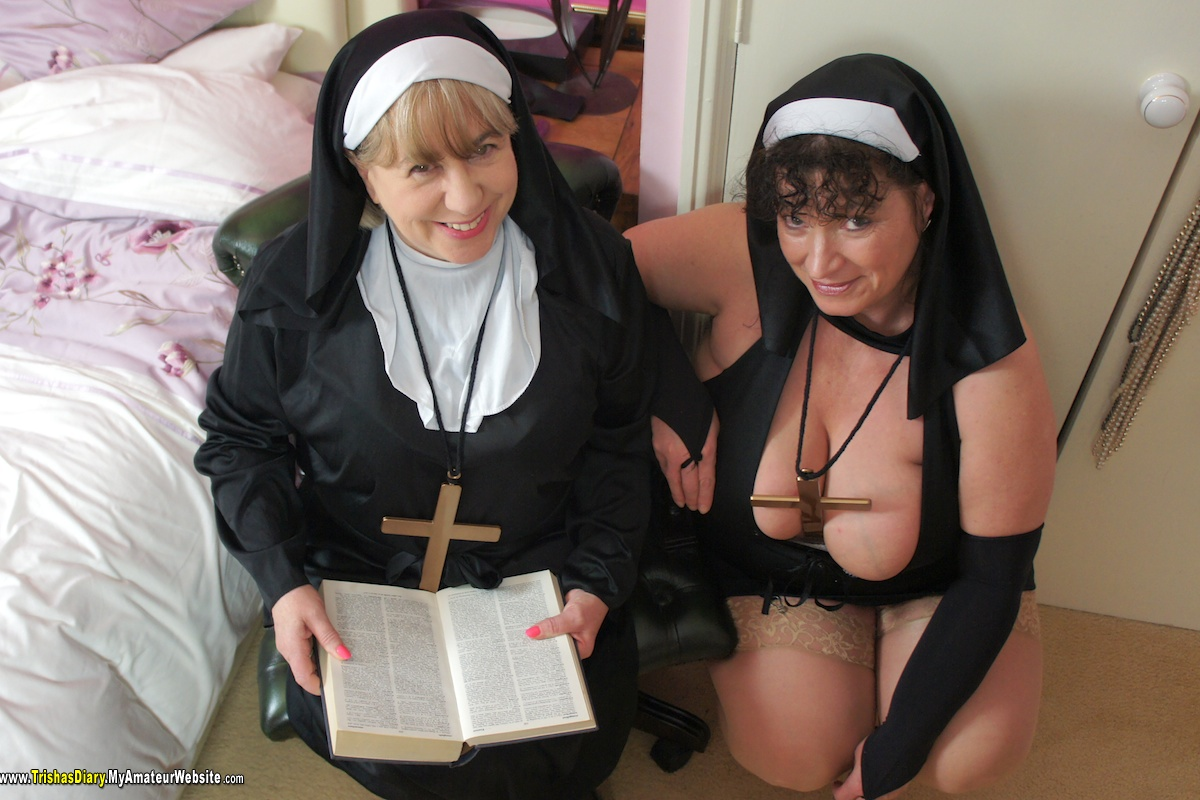 TrishasDiary - Two Naughty Nuns