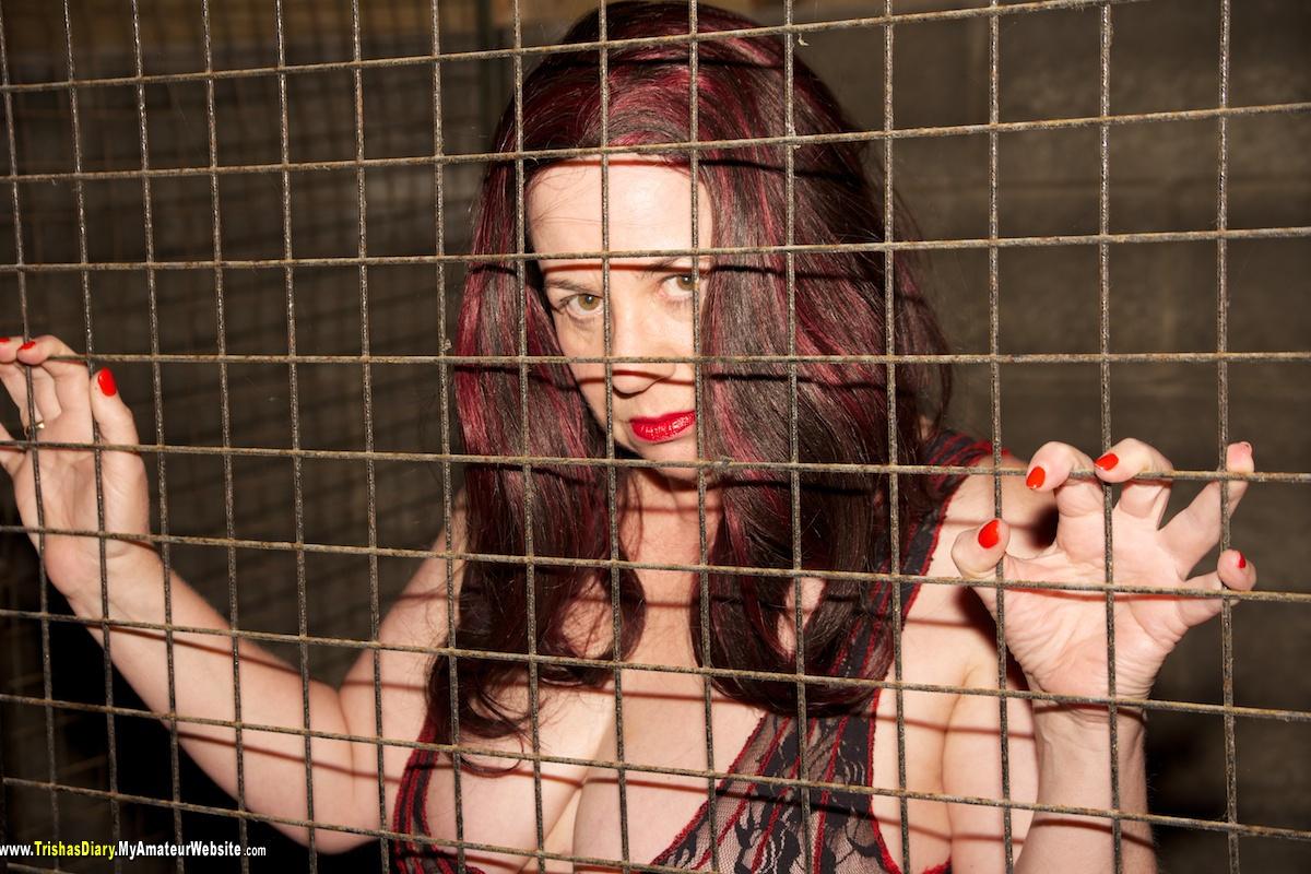 TrishasDiary - In The Cage