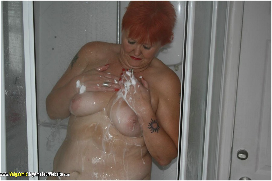 Weishaupt formed soapy lesbians in shower going play