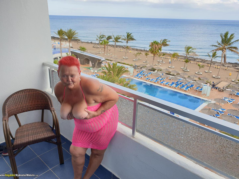 Valgasmic - Pink Dress