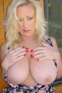 The original and still one of the hottest big boobed MILFs on the net