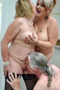 Dont miss mature British MILF Brit and her horny girlfriends. They're always on the lookout for horny guys to shoot with. The best in British Amateur Porn