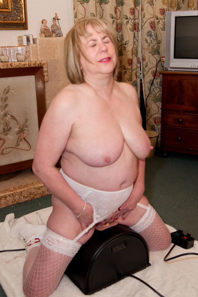 ride the sybian