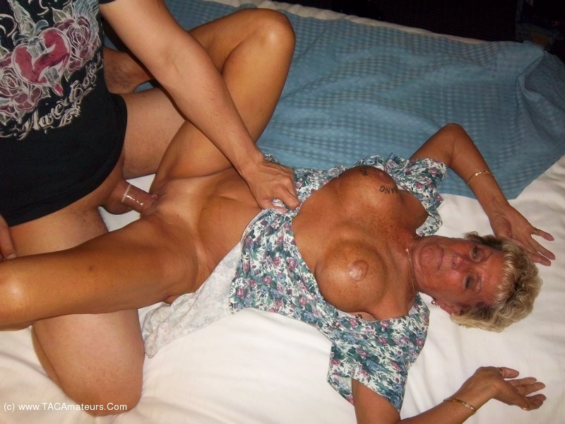 Britany pussy shot spear