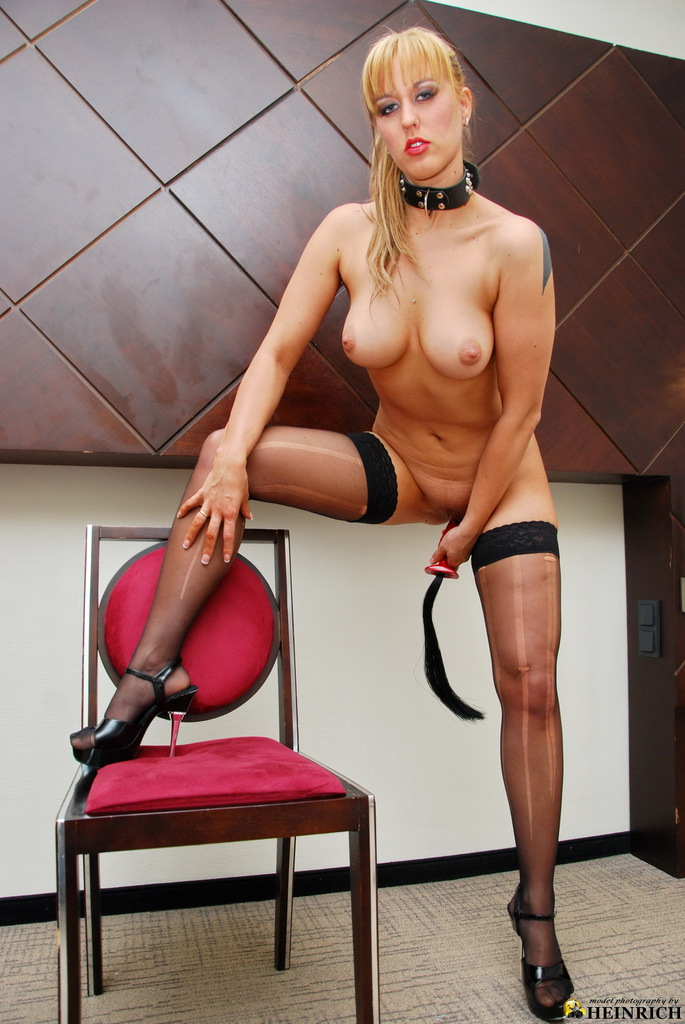 Lusciousmodels - Britt Angel, Blonde Stripper Whore 3-8