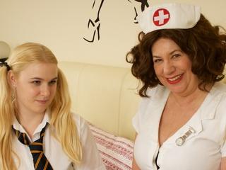 AuntieTrisha - The School Nurse