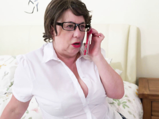 AuntieTrisha - My Naughty Nephew (Blackmailed) Pt 1 HD Video