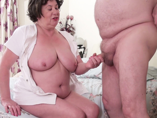 AuntieTrisha - Fucked by the Dirty Doctor Pt 1 HD Video