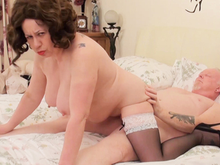 AuntieTrisha - The Naughty Nurse Pt 3 HD Video