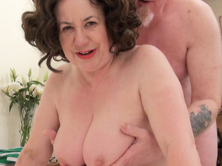 AuntieTrisha - The Naughty Nurse Pt 4 HD Video