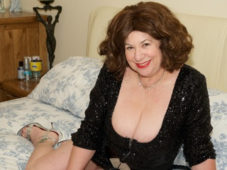 AuntieTrisha - Sequin Dress Gallery
