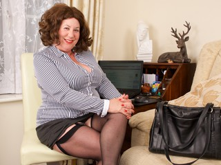 AuntieTrisha - Working from Home