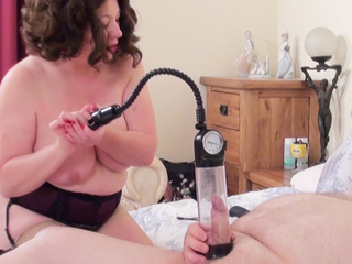 AuntieTrisha - Penis Pump Pt 1 Video