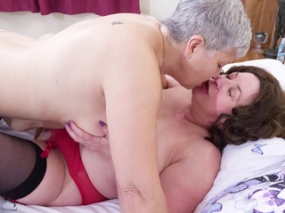 AuntieTrisha - Two Naughty Nurses Pt 3 HD Video