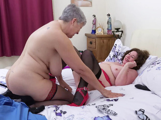 AuntieTrisha - Two Naughty Nurses Pt 4 HD Video