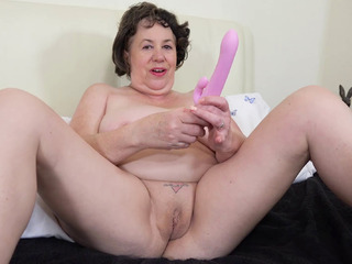 AuntieTrisha - Blue Underwear (The Movie) Pt 2 HD Video