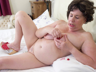 AuntieTrisha - Strawberries & Cream Pt 2 HD Video
