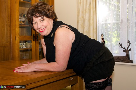 AuntieTrisha - All In Black Gallery